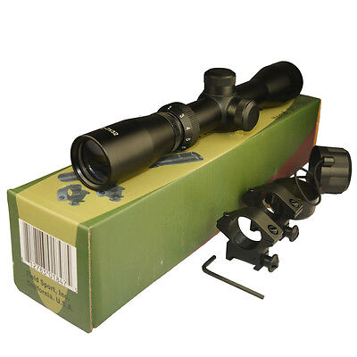 Field Sport 2 7X32 Scout Scope  With Rings Lens Cover