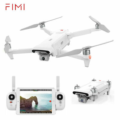 FIMI X8 SE 2020 8KM FPV 3-axis Gimbal 4K Camera Wifi GPS RC Drone Quadcopter RTF
