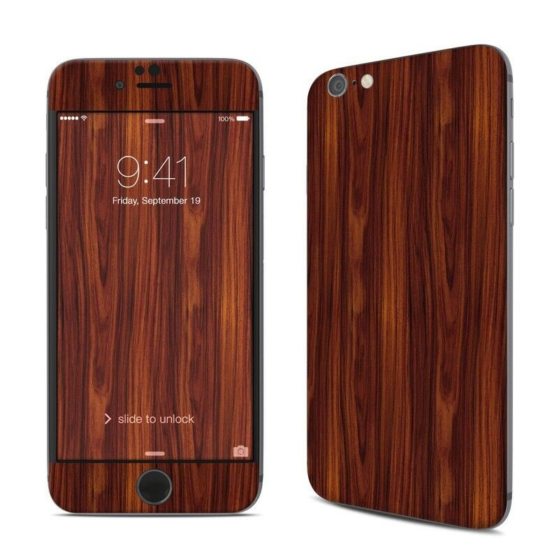 iPhone 6/6S Skin - Dark Rosewood - Sticker Decal