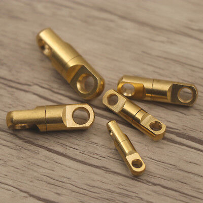 (Solid Brass Swivel Connector Link Ring For Handbag Leathercraft 20 23 25 27 29mm)