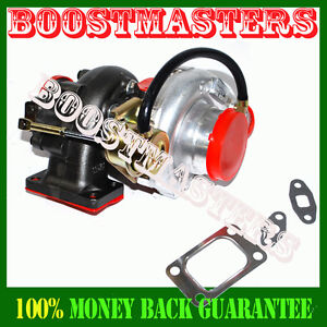 Hybrid-Turbo-Charger-T3-T4-T04B-wastegate-8-psi-74-Trim-brand-new