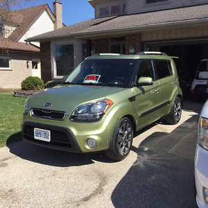 2012 Kia Soul 4U Hatchback