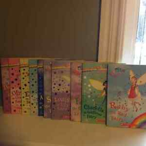 Rainbow magic Scholastic books by Daisy Meadows