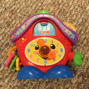 Fisher Price Clock Cornwall Ontario image 1
