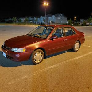 Toyota Corolla LE 1998
