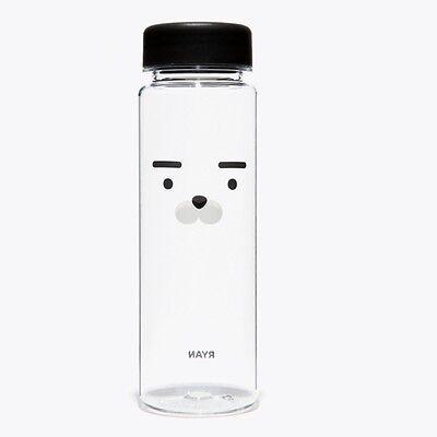Kakao Friends Official Goods Ryan Tumbler Tritan Bottle Cup Coffee Water Bottle