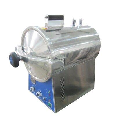 24l Tabletop Medical Steam Sterilizer Dental Autoclave Sterilizer Tm-t24j