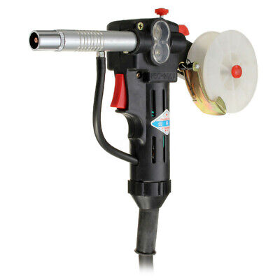 Nbc-200a Miller Mig Spool Gun Pull Feeder Dc 24v Aluminum Torch High Welding Hot