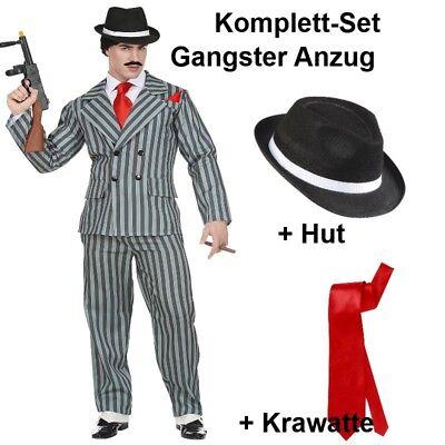 Mafia Kostum Gunstig Online Kaufen Bekokostume De