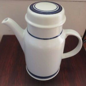 Vintage Royal Doulton 'Biscay' Coffee Pot/Teapot