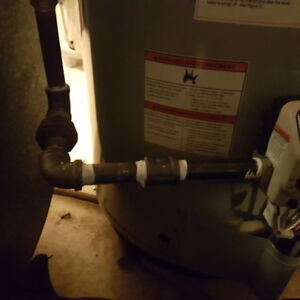 Hot Water Tank Replacements, Warrantied Products!