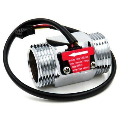Water Flow Hall Sensor Switch 1 Inch Flow Meter Dn25 For Industrial Turbine