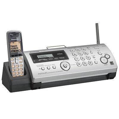 Panasonic KX-FC265 Thermotransferfax Telefon Fax Anrufbeantworter