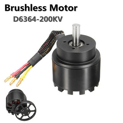 200KV Brushless Motor for Electric Skateboard Balancing Scooter without Gear