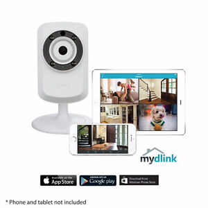 D-Link Wireless N Day/Night Home Network Cloud Camera 1150