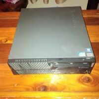 Lenovo M Series SFF Thinkcenter Desktop with Office 2010
