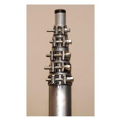 MASTIL TELESCOPICO de Aluminio 8.9 - 2 mts LIGERO MBMT-8L