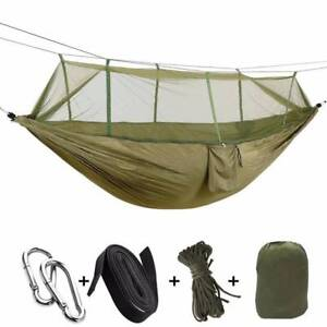 QUICK SALE! Camping Hammock with Mosquito Net with bag- DELIVERED