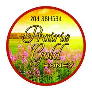 Raw Wildflower Honey for Sale & Resale (Prairie Gold)