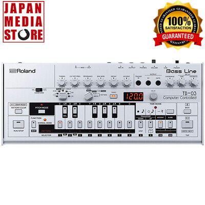 ROLAND BOUTIQUE TB-03 Bass Line Sound Module Synthesizer 100% Genuine Product for sale  Shipping to Canada