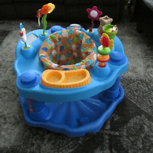 BEACH BABY EXERSAUCER