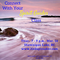 Connect With Your Spirit Guides Class