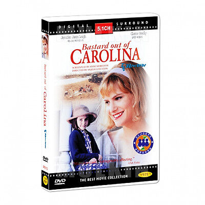 Bastard Out Of Carolina (1996) DVD - Jennifer Jason Leigh (New *Sealed *All)