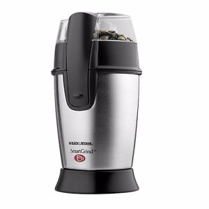 Black & Decker Coffe and Spice Grinder with SmarGrind Technology