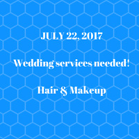 Needing Canmore Hair & Makeup July 22