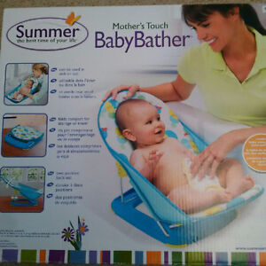 Mother's Touch Portable Baby Bather by Summer (BNIB) – Only $8!