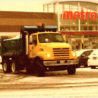Snow Removal Now Hiring - Highest Industry Pay Rate - Call Now