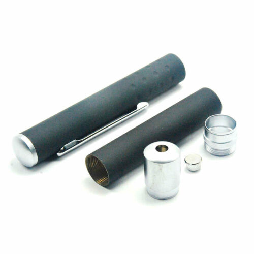 DIY Laser Pointer Pen Housing Host Case for 12mm Green/Red/Blue/IR Diode Module