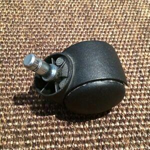 Roulettes protectrices pour chaise de bureau