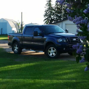 2008 Ford F-150 SuperCrew FX4 Off Road Pickup Truck