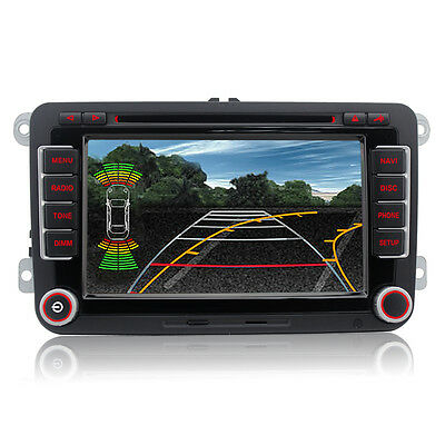 DVD GPS Autoradio für VW TOURAN GOLF 5 6 PASSAT TIGUAN Sharan POLO Caddy SEAT