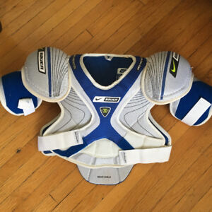 Épaulette de hockey