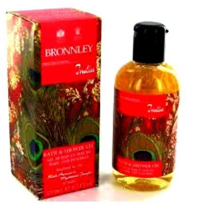 Bronnley Destination Indien Bath & ; Shower Gel 250ml