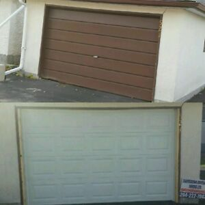 Repairs and Installation of Garage Doors & Electric Openers