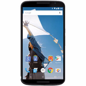 NEXUS 6, 32GB, MOT, UNLOCKED FOR ALL CARRIERS IN BOX WITH ALL AC