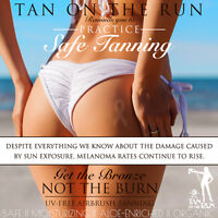 Vacation - Airbrush Spray Tan to Get yourself ready!