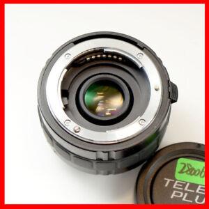 Kenko 2X tele converter for Nikon