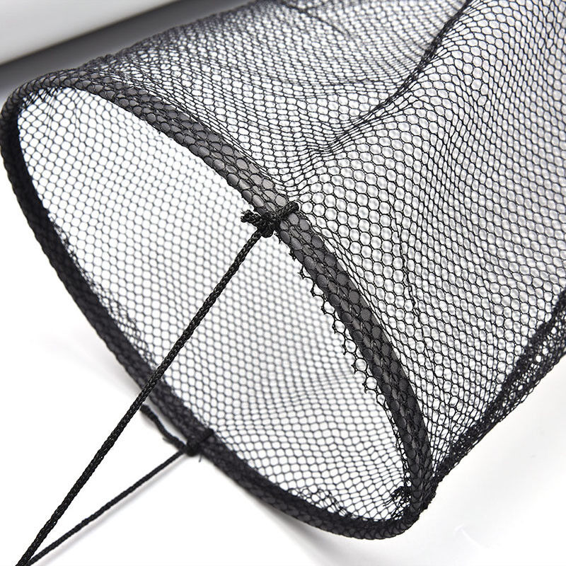 4Layers Collapsible Fishing Basket Dip Net Fishing Cage Fishing Accessor Tool FB - 6
