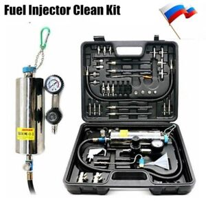 FUEL INJECTION CLEANING KIT. SAVE MONEY AND TIME! BRAND NEW!