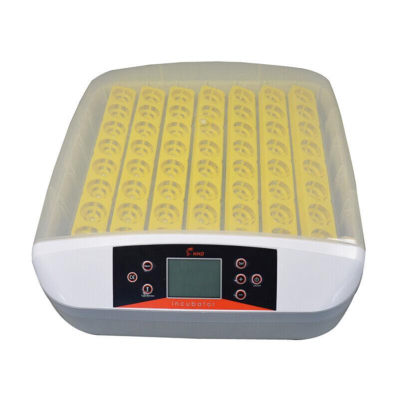 Household Minitype 110V Egg Incubator 56 Eggs With LED Light New - CA$159.00