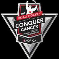 REFEREES NEEDED - ROAD HOCKEY TO CONQUER CANCER 2015