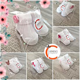New baby socks