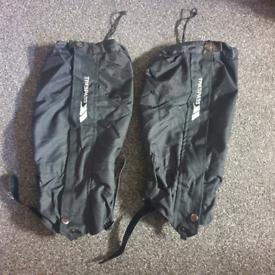 Men's waterproof gaiters