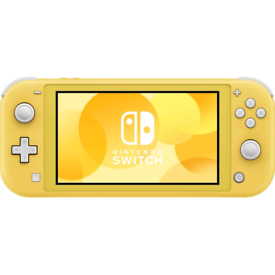Switch lite yellow
