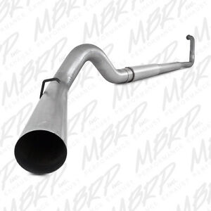 "5"" TURBO BACK EXHAUST 03-07 FORD 6.0 POWERSTROKE DIESEL"