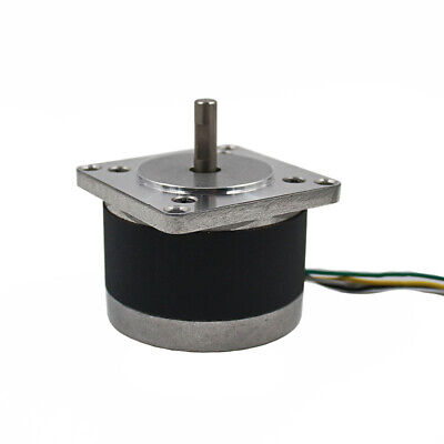 Nema 23 Cnc Stepper Motor 12v 1.4a 74.9 Oz-in Bipolar Diy Cnc Router Mill